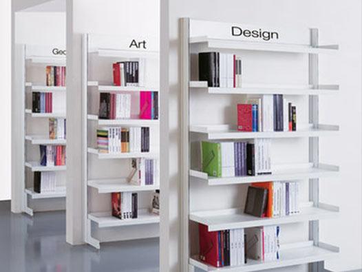 Librerie per uffici a Bergamo