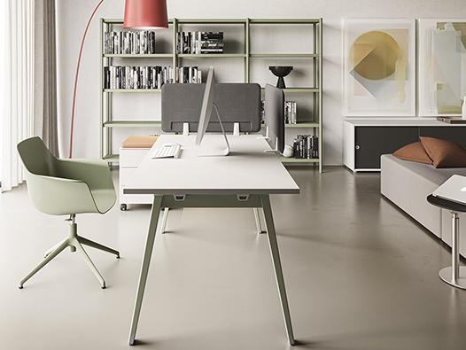 Arredamento smartworking - ufficio da casa