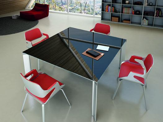 Mobili per sale riunioni collezione Tav