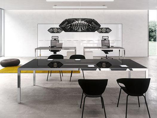 Mobili uffici direzionali, collezione RYM