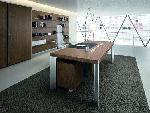 Scrivanie uffici collezione Tay
